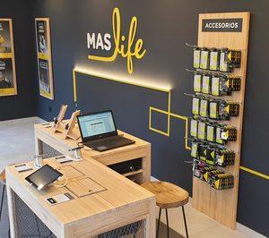 Grupo Masmovil supera los 8 M de clientes en España