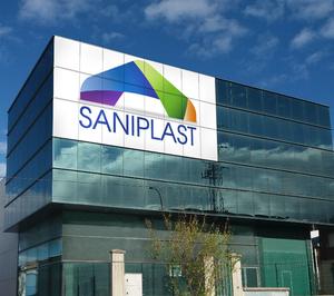 Saniplast inaugura almacén en Vitoria