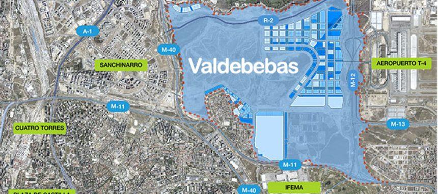 Madrid aprueba el desarrollo de 48 promociones en Valdebebas