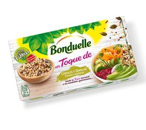 Bonduelle amplía su gama 'Un Toque de' con nuevos conceptos saludables