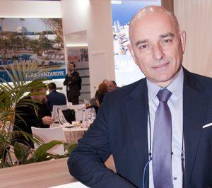 """Fernando de las Heras (Elba Hoteles): """"El sector va a una ralentización"""""""