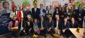 Carrefour regalará fruta a los niños en sus zonas infantiles