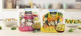 Florette apuesta por la comida étnica para ampliar su gama Micro