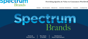 Spectrum Brands Spain tiene nuevo director general