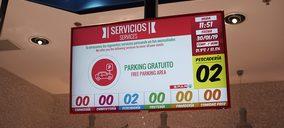 Dj3 Networks implanta un circuito DS y pantallas LED en la última apertura de Spar Gran Canaria