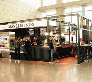 Foodbox y Áreas ponen en marcha un nuevo Más Q Menos en Málaga