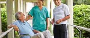 El Cuidado de los Mayores Institucionalizados por parte de Enfermería