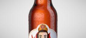 Estrella Galicia homenajea a Las Fallas con 1 M de botellas