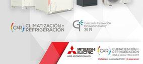 Mitsubishi Electric acude con novedades a Climatización 2019