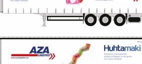 Aza Logistics ayuda a Huhtamaki a mejorar su huella ambiental
