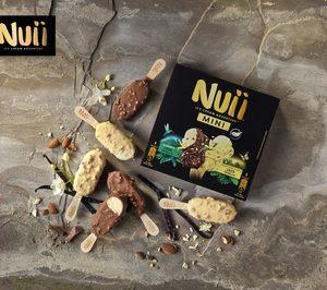 Froneri presenta Nuii, su primera marca propia de helados