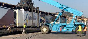 Renfe Mercancías y VIIA inician servicio entre Barcelona y Luxemburgo