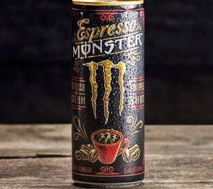 Coca-Cola lanza Monster Espresso en España