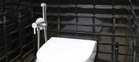 Ramón Soler presenta su ducha para inodoros