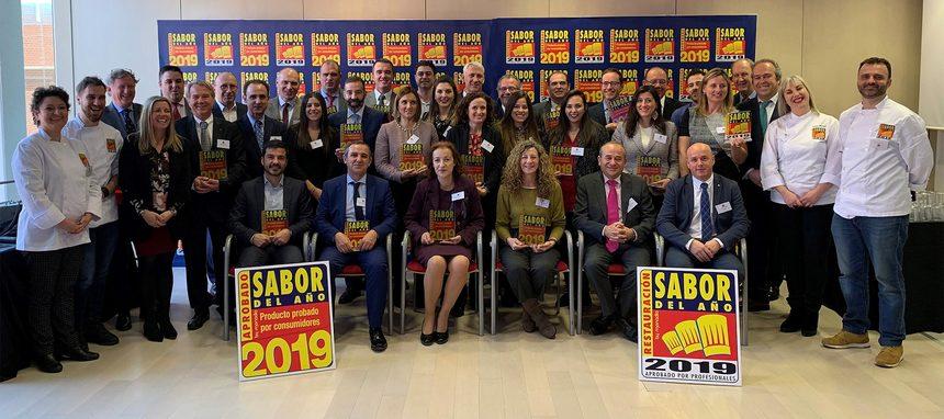 Sabor del Año concede sus premios a 58 productos