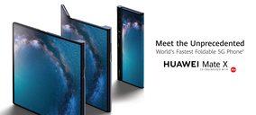 Huawei lanza una variedad de productos inteligentes en Mobile World Congress 2019