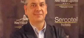 Nuevo director para el Sercotel Villa de Laguardia