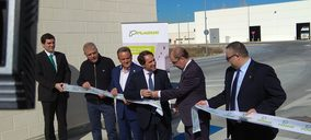 Pladur inaugura su fábrica de Zaragoza