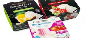 Palancares lanza la gama de queso fresco saborizado Sensaciones
