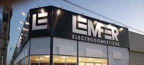 Lemfer inaugura una plataforma logística en Cáceres