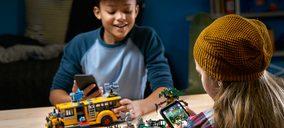 Lego elude la crisis del sector con un incremento en sus ventas
