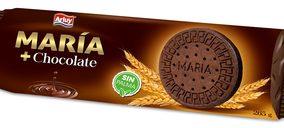 Arluy presenta una galleta maría chocolate sin palma