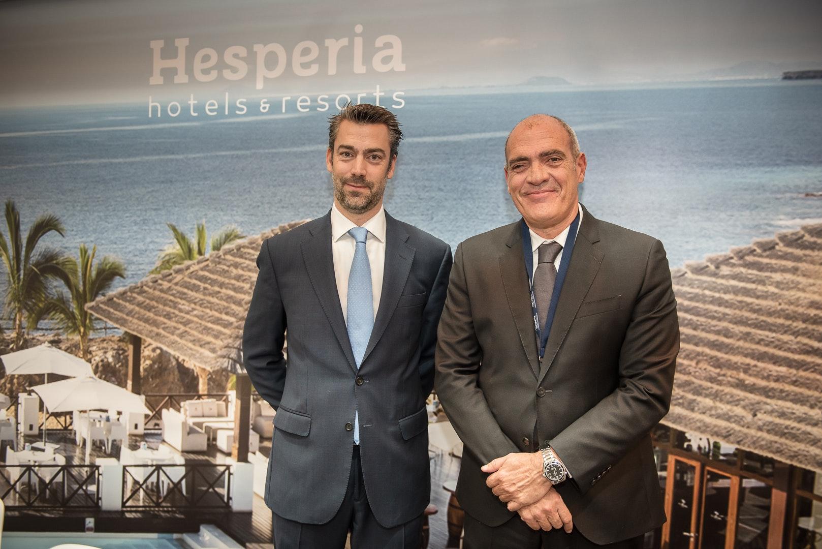 Hesperia gestionará dos de sus hoteles bajo franquicia de 'Hyatt Regency'