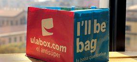 Ulabox apuesta por el EcoBag para minimizar el uso de las bolsas de plástico