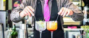Botánicos para coctelería:Al ritmo del gin tonic