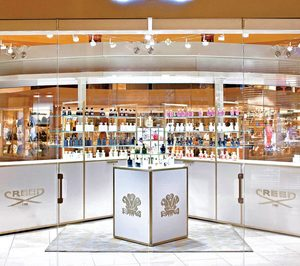Danbel da el salto a retail con la apertura de la primera tienda Creed en España