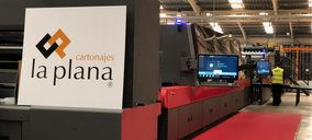 Grupo La Plana incorpora un equipo de impresión digital en su planta de Onda