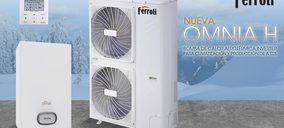 Ferroli lanza la bomba de calor Omnia H
