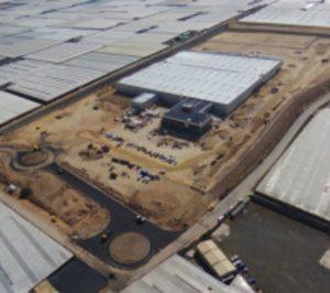 Vicasol ya opera a pleno rendimiento en sus instalaciones de El Ejido