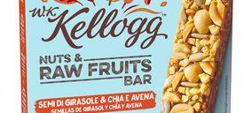 La gama W.K Kellogg crece con barritas