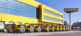 Alimerka culmina 12 M de inversión en reconvertir su flota de camiones a GNL