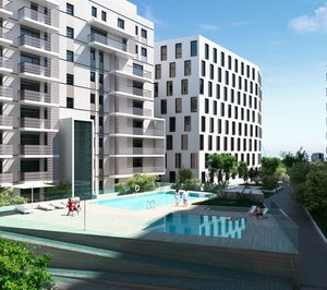 Solvia tiene una cartera de 2.900 viviendas en desarrollo