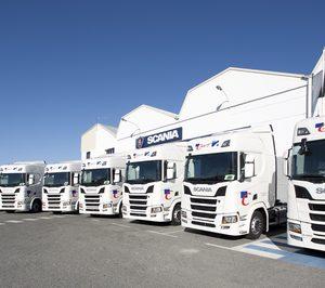 Transportes Cruz incorpora veinte camiones de menor consumo