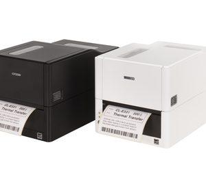 Citizen presenta una nueva impresora de etiquetas