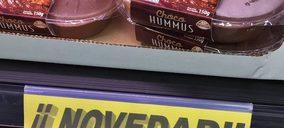 Rensika amplía su gama de hummus con nuevas combinaciones de sabores