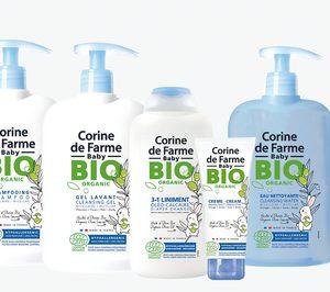Sarbec trae al mercado español Corine de Farme Bio