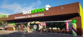 La facturación en retail supera al online en las cuentas de Tiendanimal