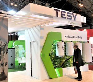 Tesy, balance positivo en Climatización y Refrigeración 2019