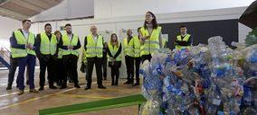 Aguas Danone inaugura su primera planta de selección de envases