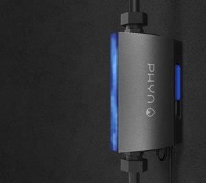 Uponor lanza en España Phyn Plus, dispositivo inteligente de control de agua