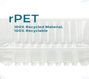 SP Group desarrolla su primera lámina 100% de rPET