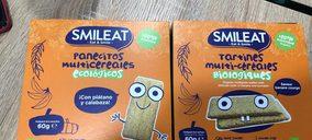 Smileat dobla ventas y consolida su proyecto de alimentación infantil bio