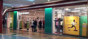 Sprinter inicia la recta final de la transformación de las tiendas Sport Zone