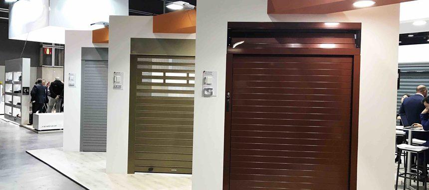 Persax presenta su renovado sistema Extreme para persianas y puertas