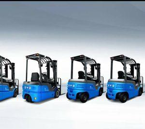 BYD Forklift incorpora tres nuevos concesionarios en España