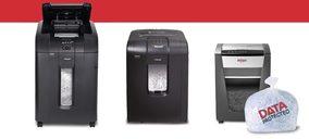 Ingram Micro distribuye las destructoras de papel Rexel